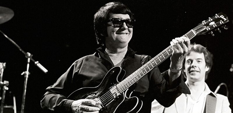 Roy Orbison Only Needed One Time