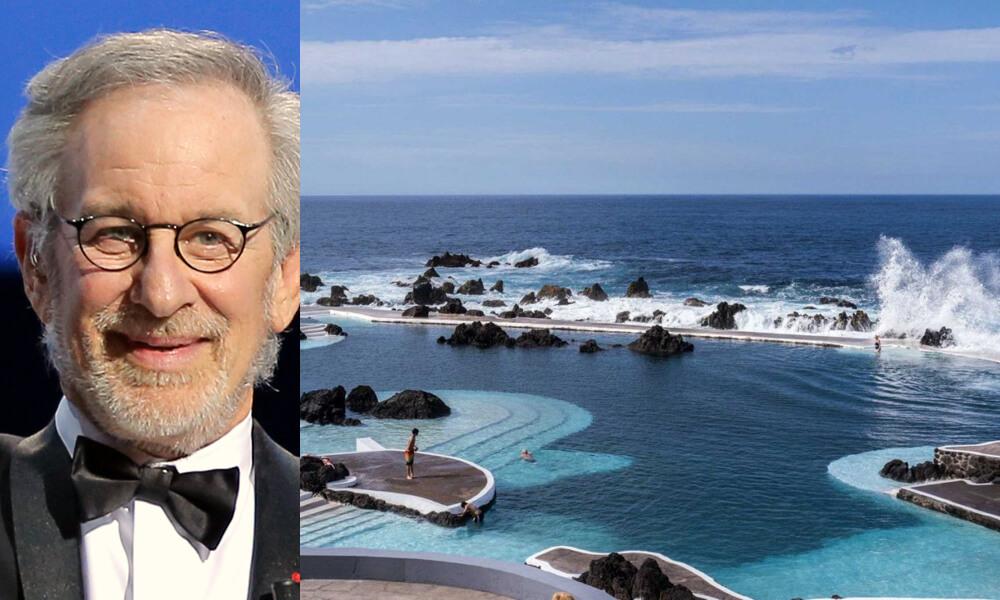 Spielberg's Portuguese Getaway