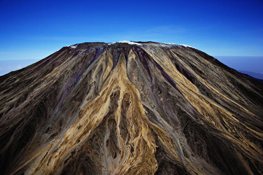 Mount Kilimanjaro: Now