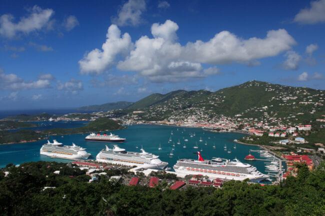The American Virgin Islands