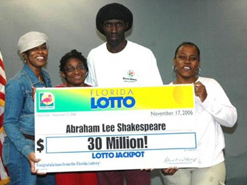 The Lotto Cost Him His Life