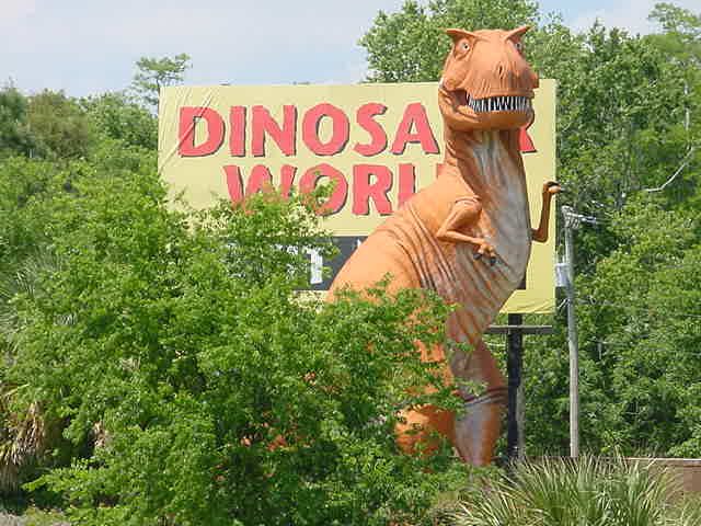 You've Driven by Dinosaur World But Haven Never Actually Gone