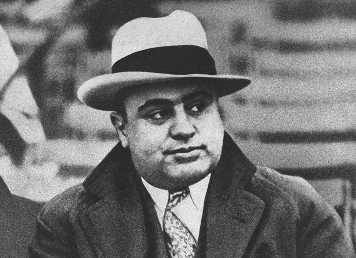 Capone Avoided Jail Time Through Bribes & Threats