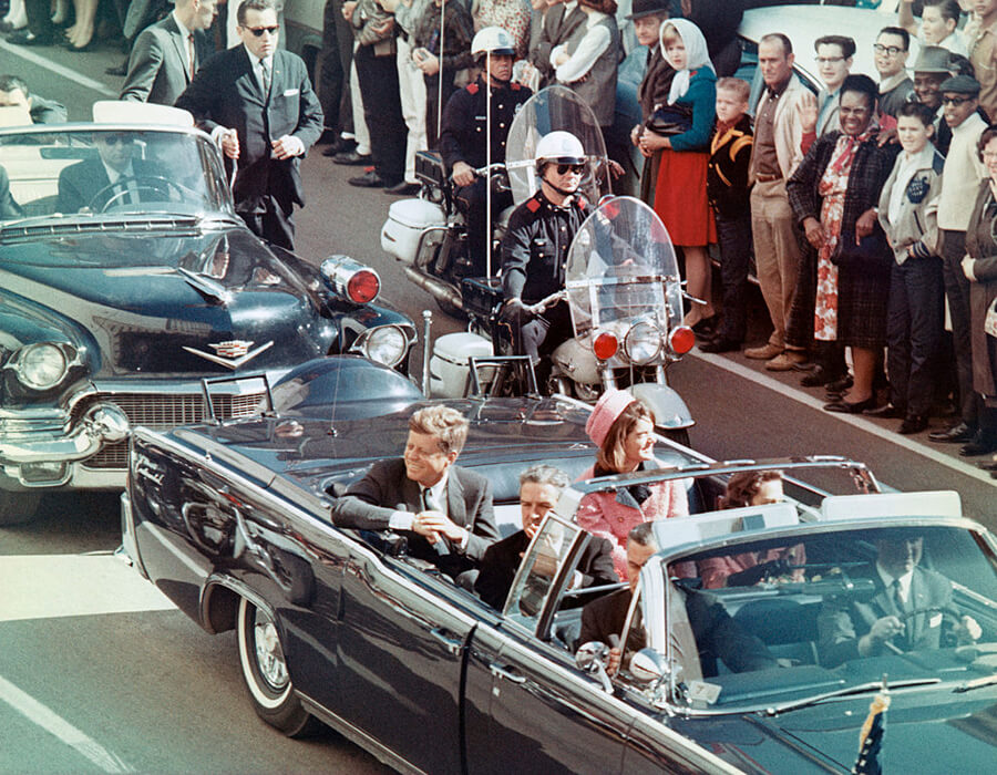 an analysis of the controversial death of president john f kennedy