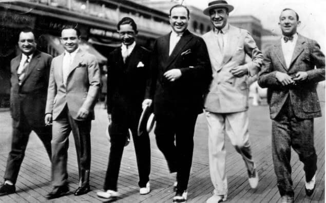 Capone & His Gang Were Filthy Rich