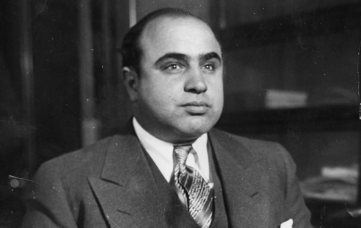 Capone's Physical & Mental Health Deteriorated Rapidly In Prison