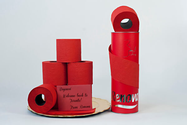 Beyoncé Uses This Luxury Toilet Paper