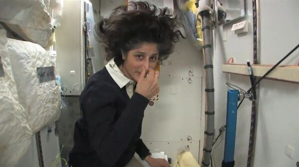 They Use Special Toilet Paper In Space