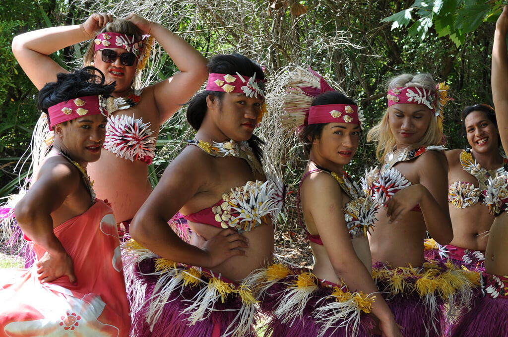 Fa'afafine: The Third Gender In Samoa