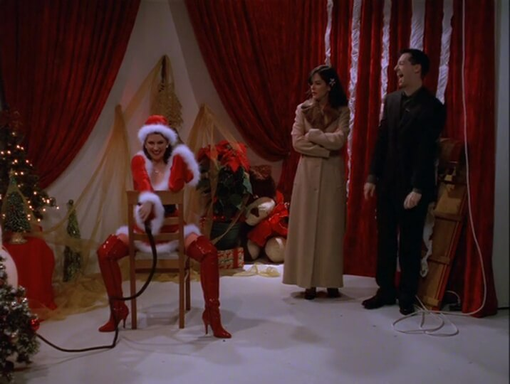 "Will and Grace, ""Jingle Balls"""