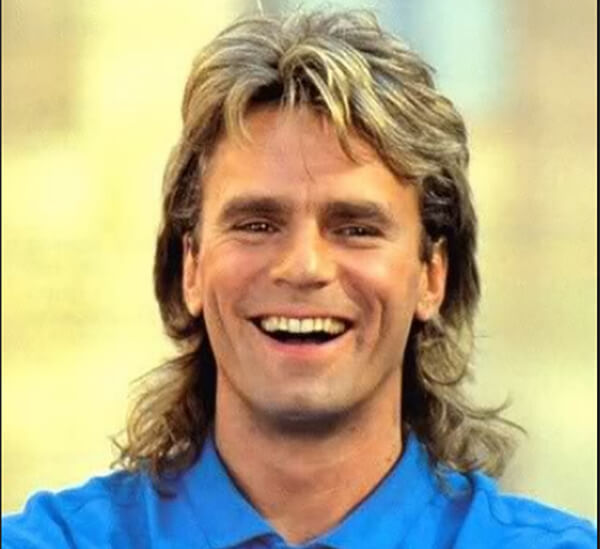 The Star of the Show: Richard Dean Anderson Then