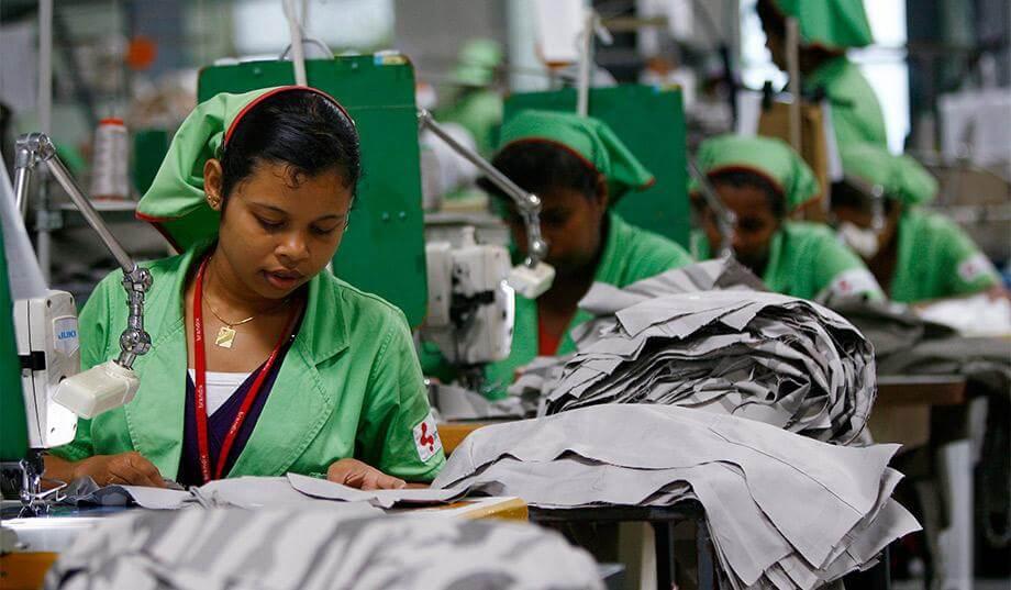 Sweatshop Accusations On Mariana Islands