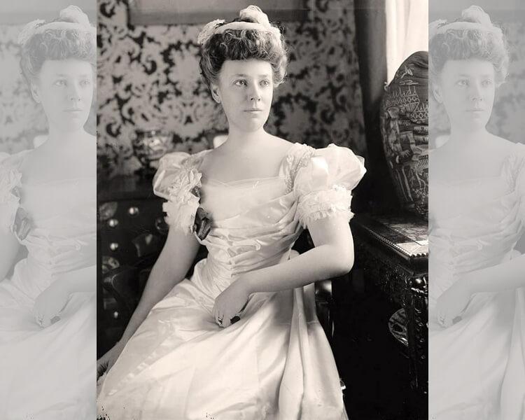 "Helen Louise Herron ""Nellie"" Taft's Home Wedding"