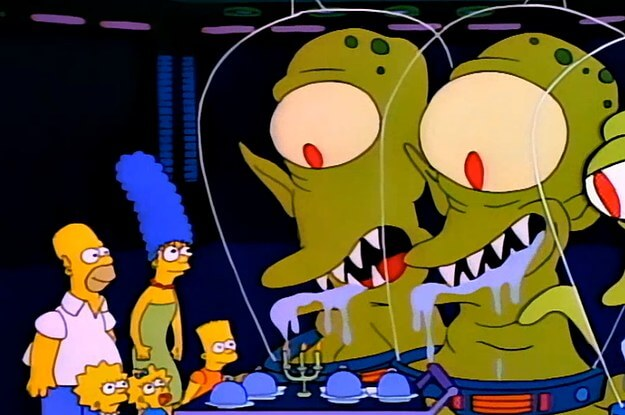"The Simpsons, ""Treehouse of Horror V"""