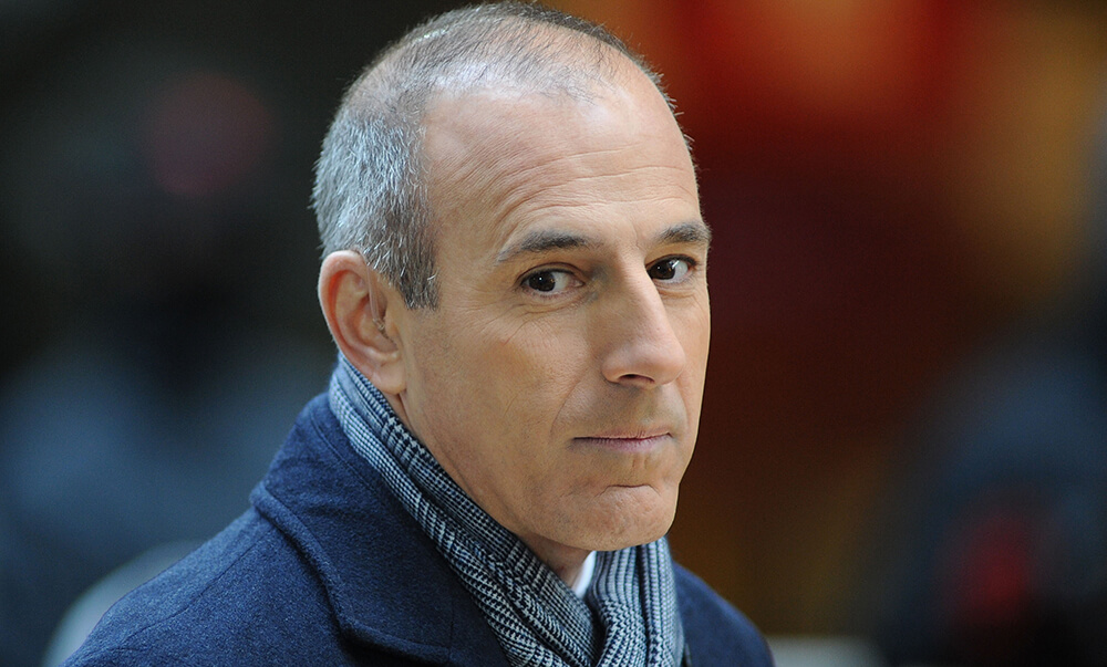 NBC Today Host Matt Lauer Fired For Harassing His Female Colleagues