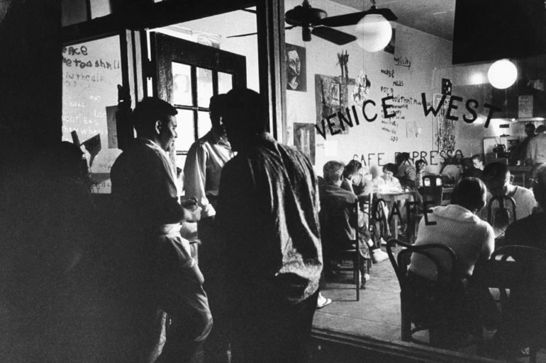 Poetry Cafes