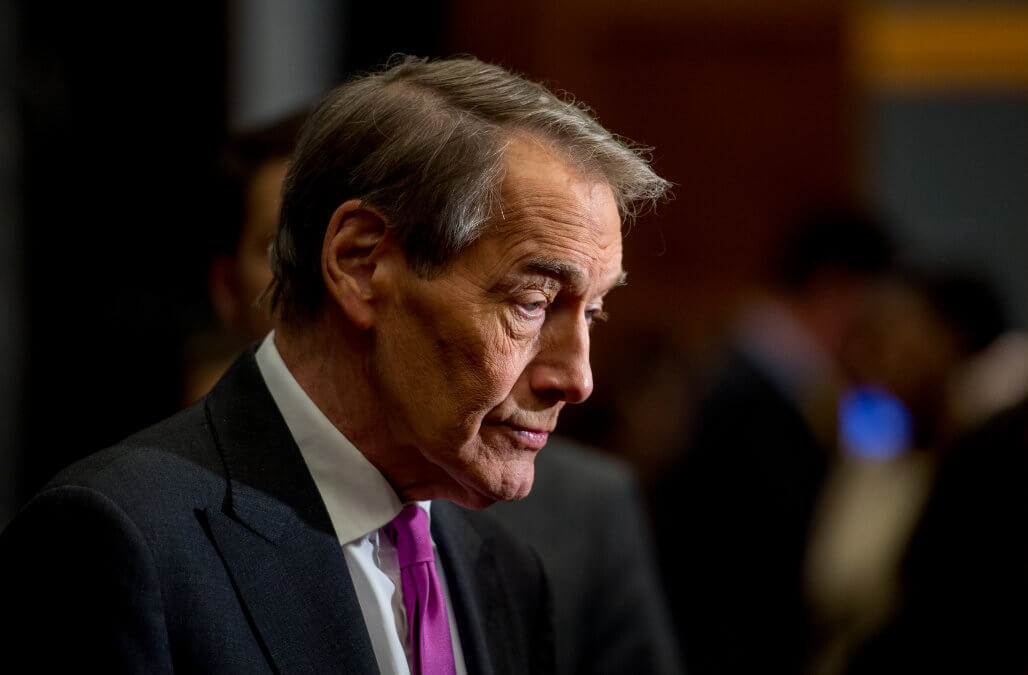 Charlie Rose Sexually Harassed His Coworkers