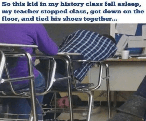 Tying Shoelaces together - What a good teacher.jpg