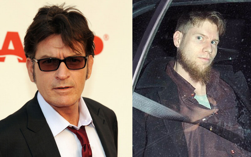 Stalker's Father Asks Charlie Sheen To Pay His Bail