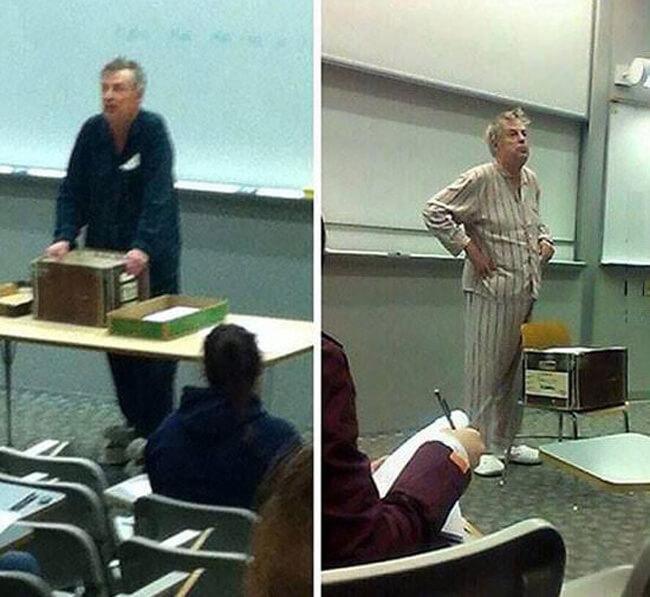 Pajamas? Why Not?