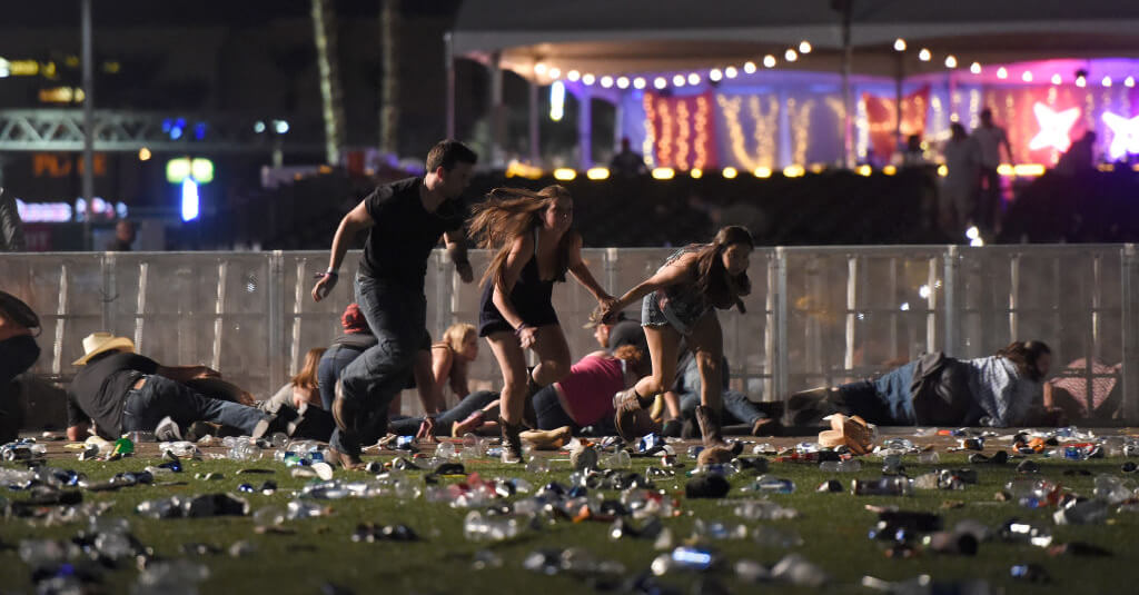 Las Vegas Shooting Caused A Spike In Searches