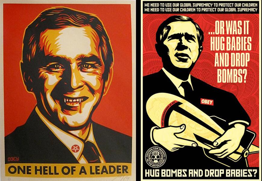 Fairey-Bush-Posters.jpg