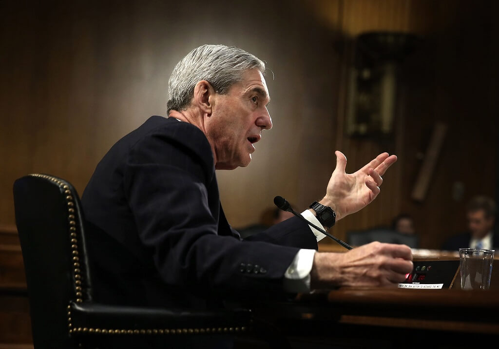 Robert Mueller, Special Counsel (Threatened To Fire)