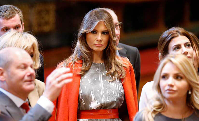 ab97da7ded Photos Of Melania Trump That Donald Wishes Would Disappear
