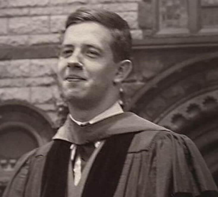 John Nash Smiling