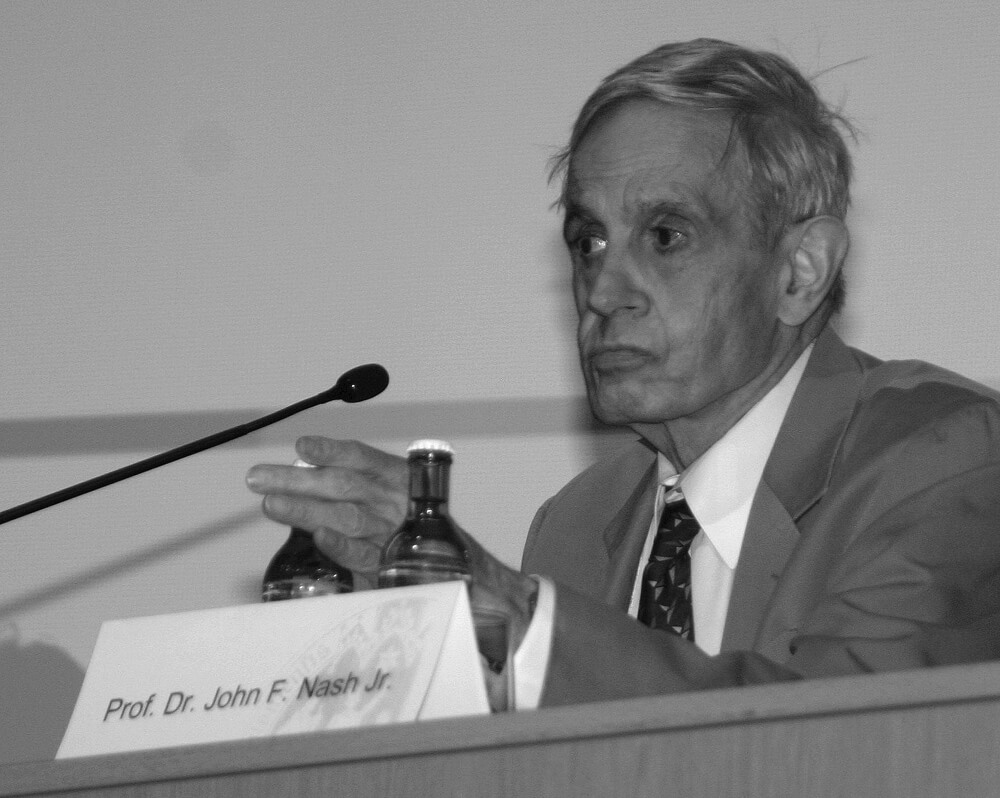 John Nash Teaching