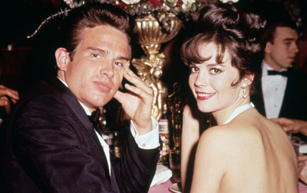 Divorce, Second Marriage, And Relationship With Warren Beatty