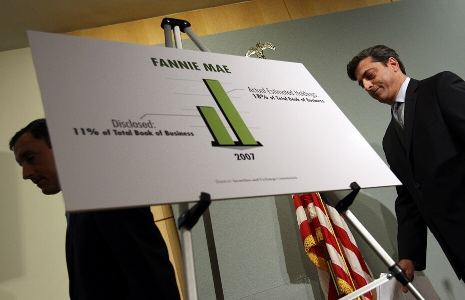 Fannie Mae was hit by quite the scandal in 2006