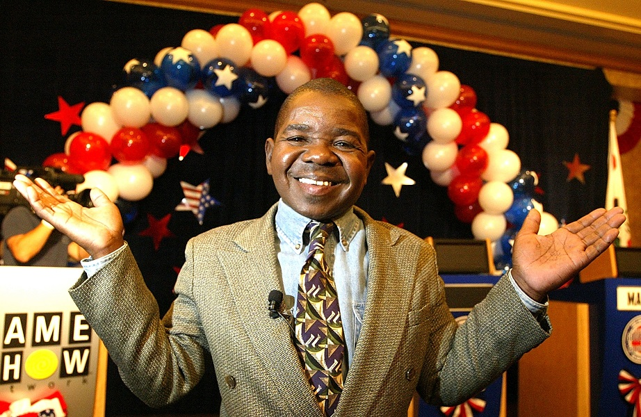 Gary Coleman was not able to win the 2003 California recall election