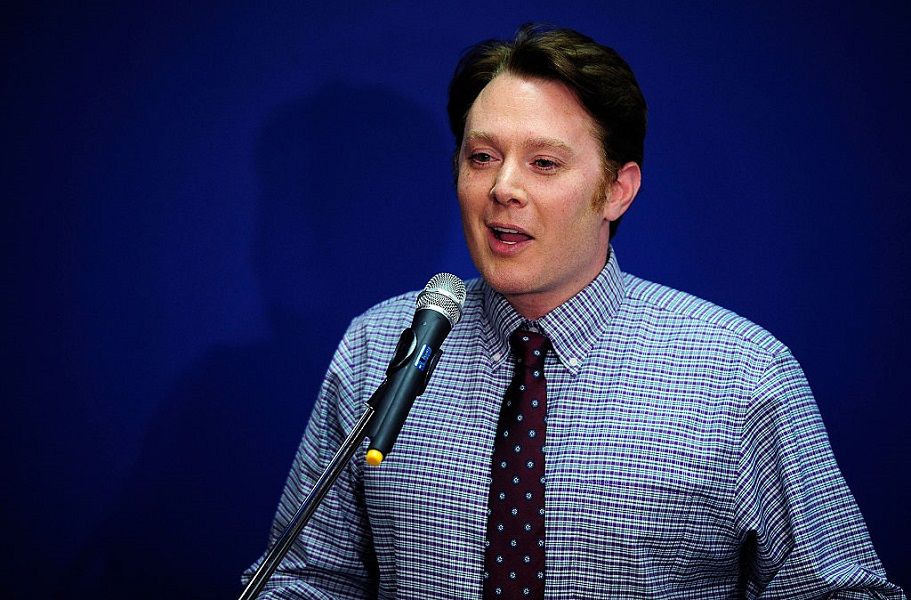 In 2014 Clay Aiken ran for Congressional office in North Carolina