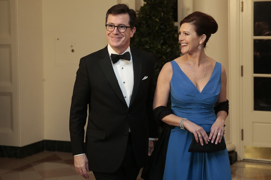 Stephen Colbert tried to run for President in 2008