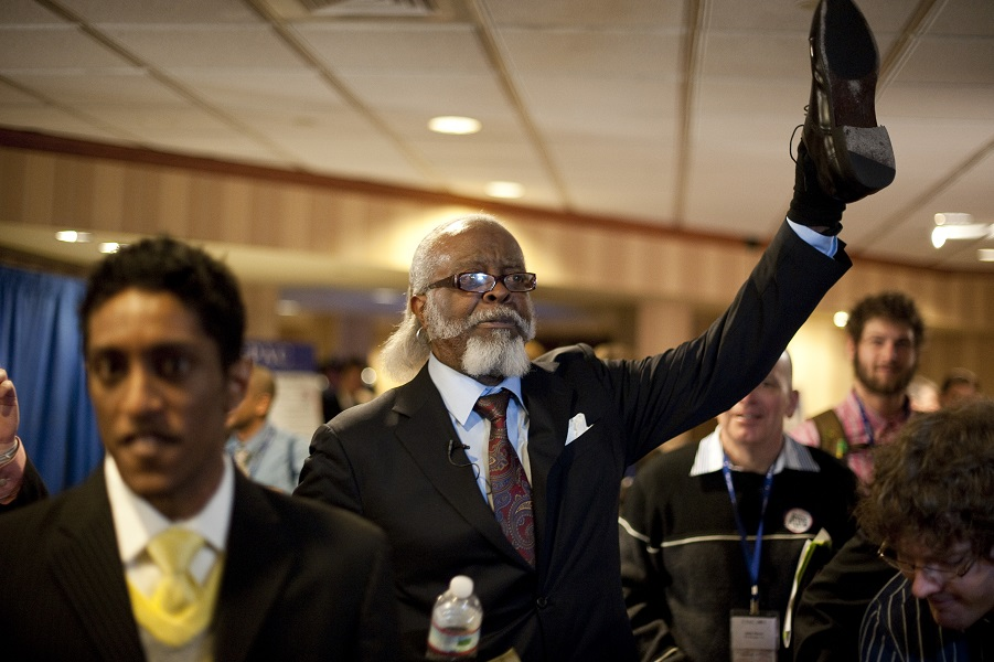 The Rent is Too Damn High Party has tried multiple times to win office in New York