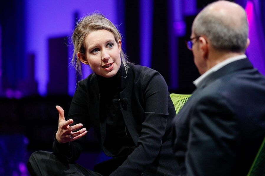 Theranos CEO Elizabeth Holmes has been stripped of her position after being charged with Fraud