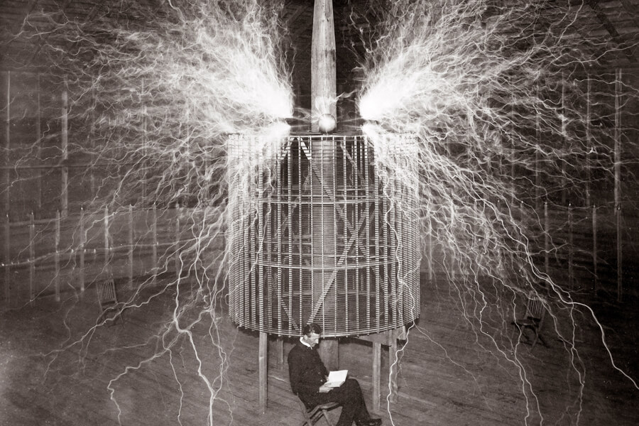 Nikola Tesla first theorized digital data collection.jpg