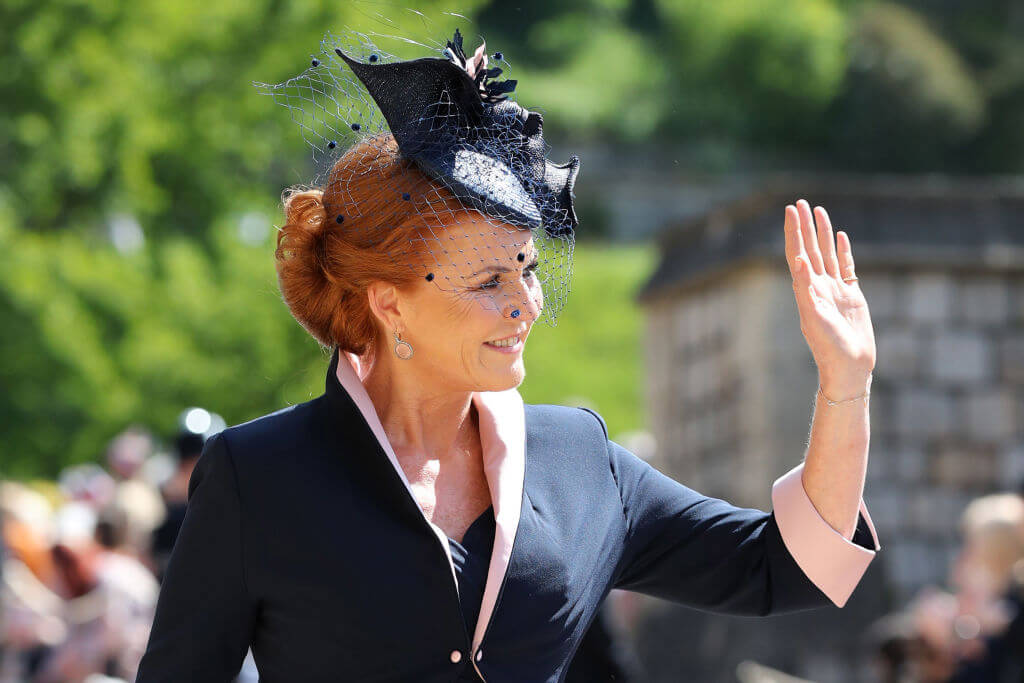 Sarah Ferguson ($1 Million)