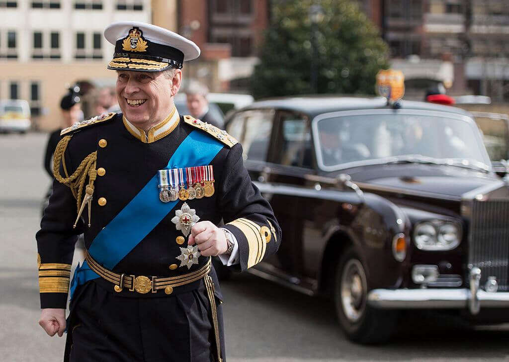 Prince Andrew ($82 Million)