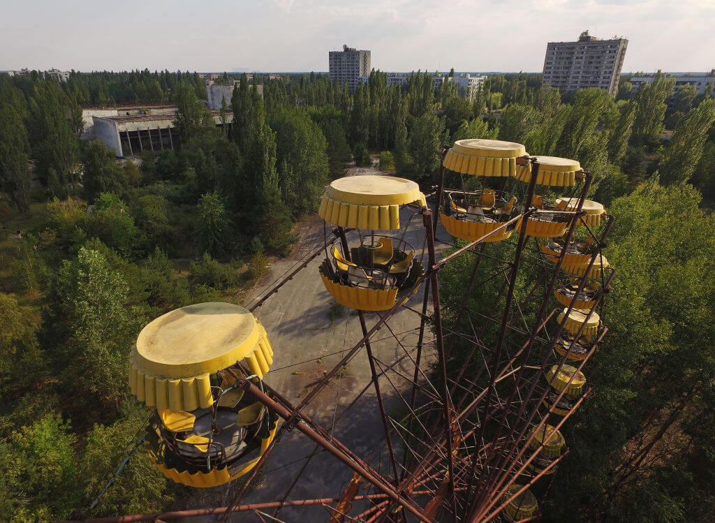 Visitors To Pripyat, Ukraine, Aren't Exposed To High Radiation Despite The Chernobyl Disaster