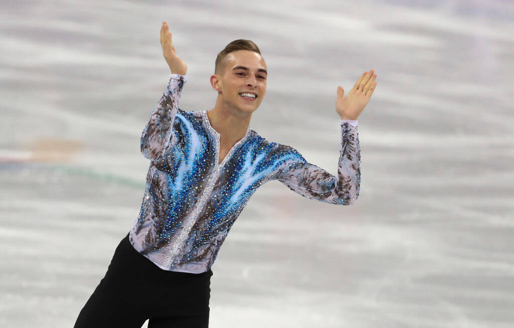 Adam Rippon Refuses To Be Scared Of Fear Tactics