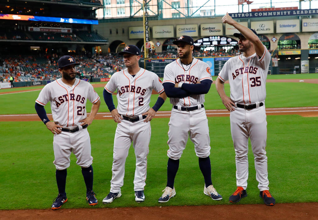 Jose Altuve Doesn't Need To Be Tall To Be Great