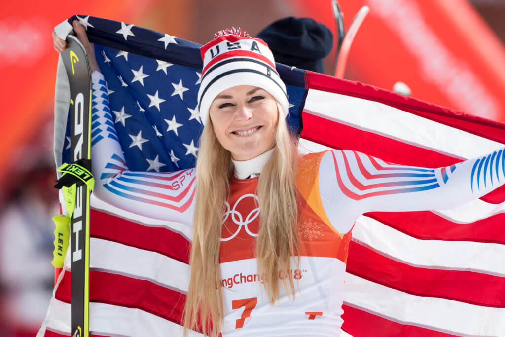 Lindsey Vonn Wanted To Represent The American People, Not The President