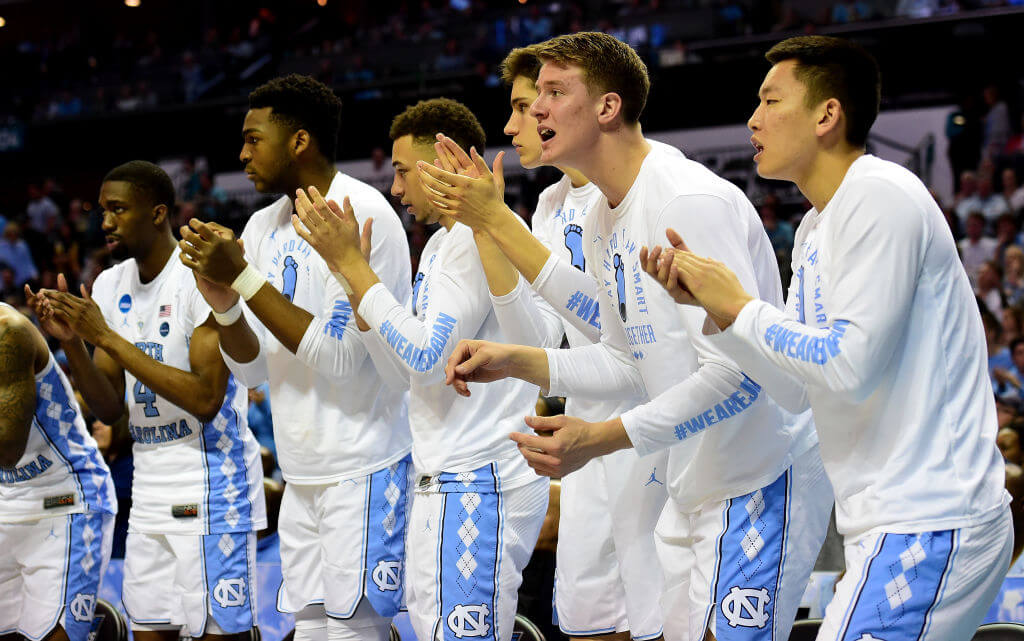 The North Carolina Tar Heels Couldn't Find A Date