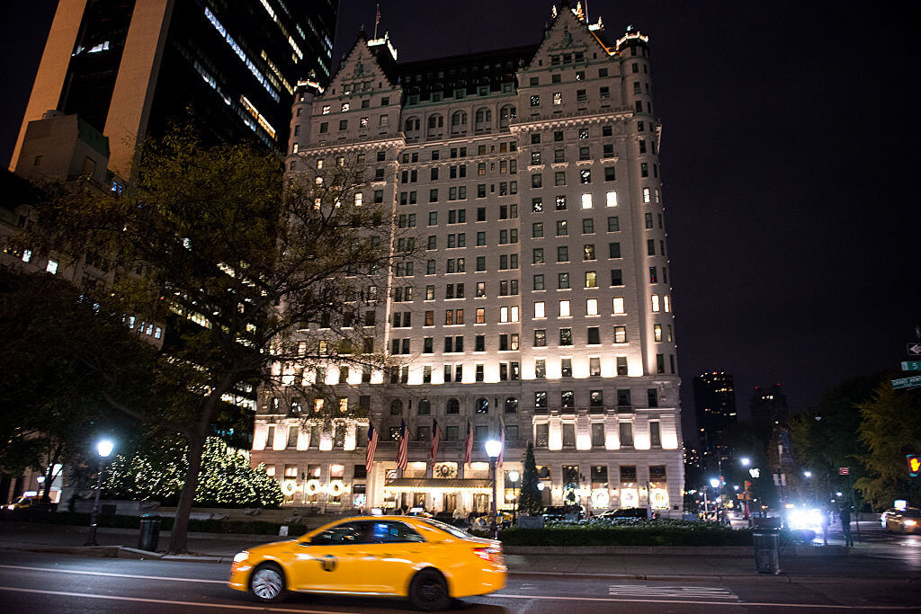 The Plaza Hotel Should Have A Star On The Walk Of Fame