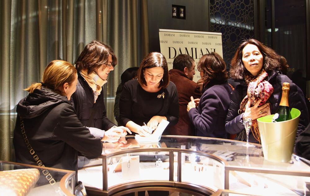 2008 Damiani Showroom – $32M
