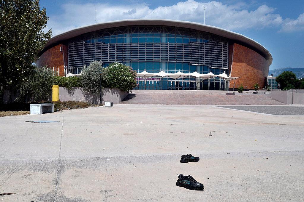 Faliro Sports Pavillion, Athens