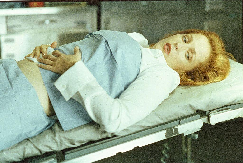 The X-Files Found The Weirdest Way To Write Gillian Anderson's Pregnancy In