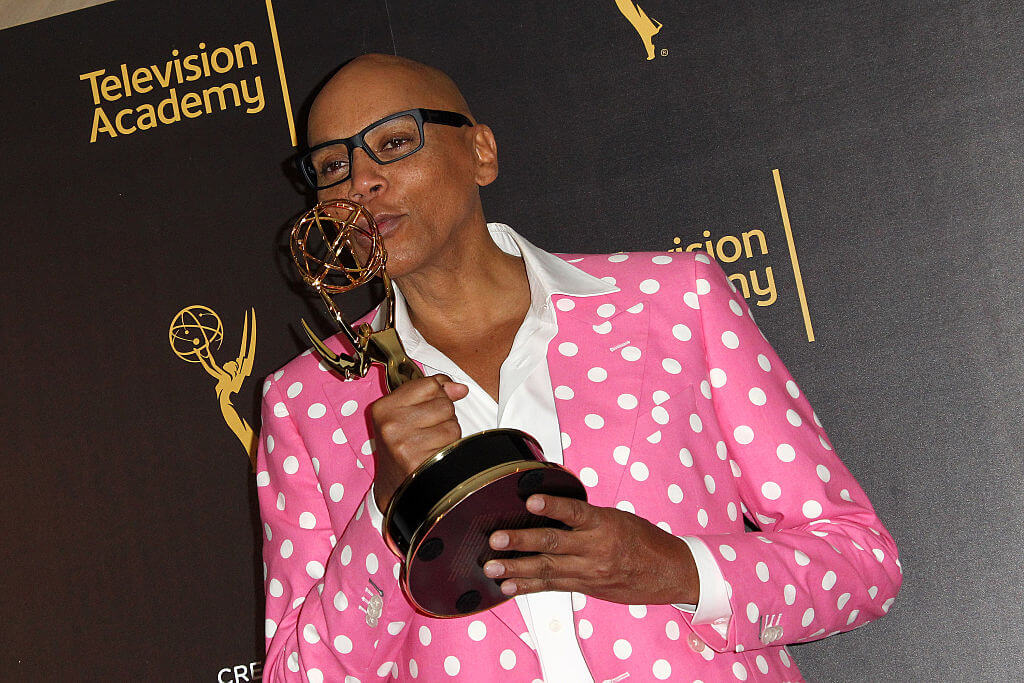 RuPaul Has Won An Emmy For The Groundbreaking TV Show